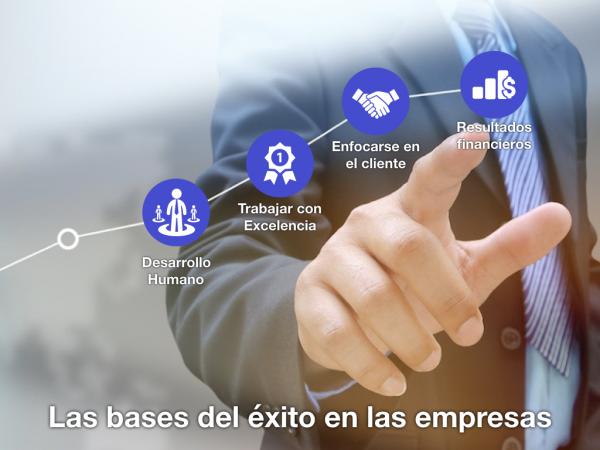 Bases del éxito en las empresas.001